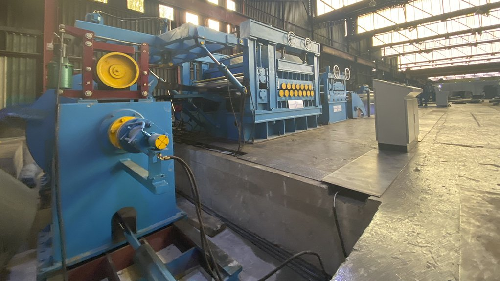 Company improves manufacturing line